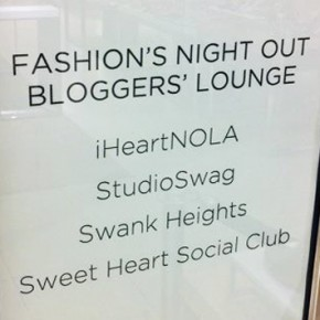 Fashions Night Out: Confessions from a Saks Addict