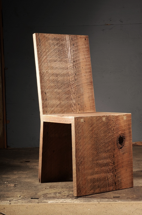 Now ... - Matthew Holdren: Seeing Beauty In Reclaimed Wood - Invade