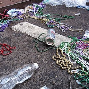 10 Rules for non-locals during Mardi Gras