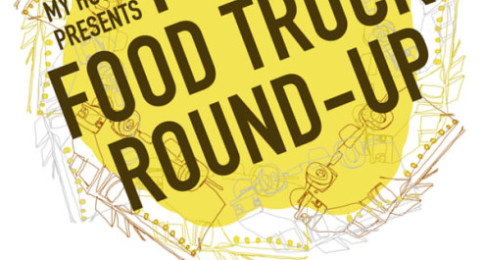T-Lot Food Truck Round-up THIS SUNDAY!