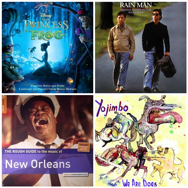 Mardi Gras Playlist